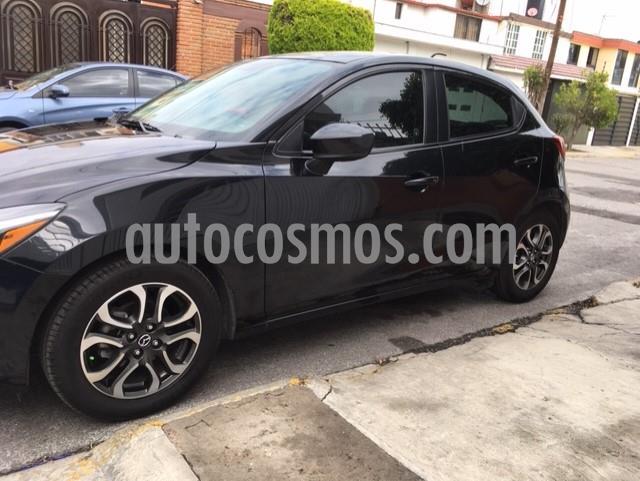 Mazda 2 i Grand Touring Aut usado (2016) color Negro precio $184,000