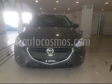 Mazda 2 i Touring usado (2019) color Gris precio $229,800