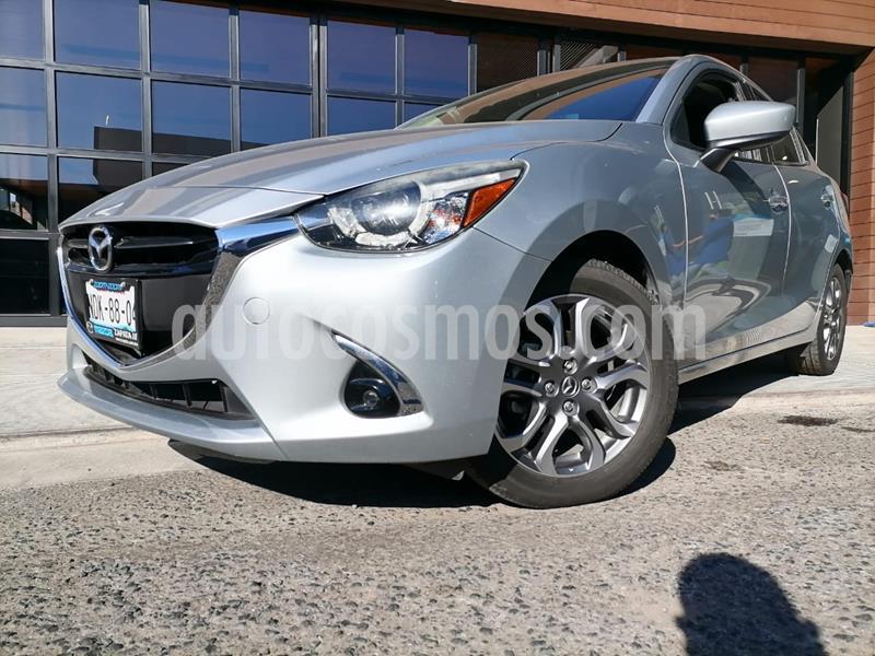 Foto Mazda 2 i Grand Touring Aut usado (2019) color Plata precio $245,000