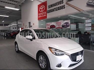 foto Mazda 2 5p i Touring L4/1.5 Man usado (2019) color Blanco precio $225,000