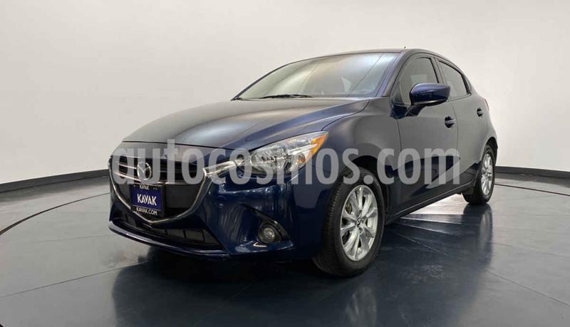 Mazda 2 i Touring usado (2016) color Azul precio $189,999