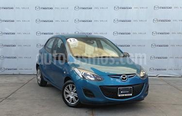 Mazda 2 Sport  usado (2012) color Azul precio $130,000