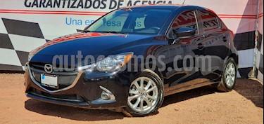 Mazda 2 i Touring Aut usado (2019) color Negro precio $225,000