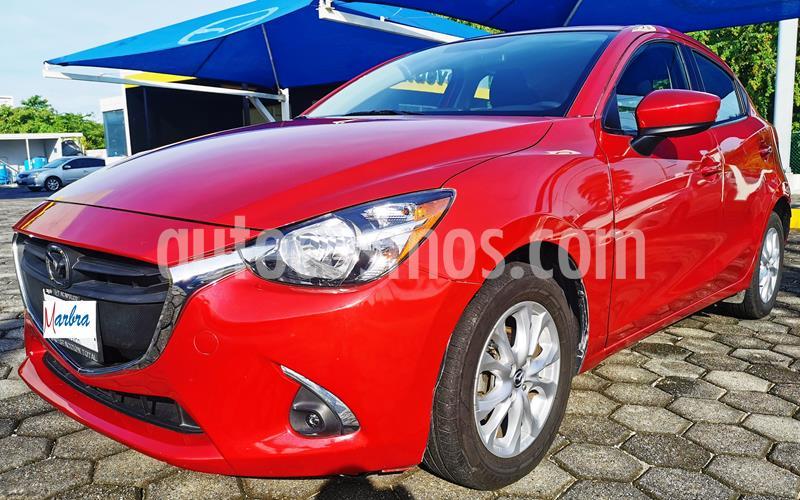 Mazda 2 i Touring Aut usado (2018) color Rojo precio $220,000