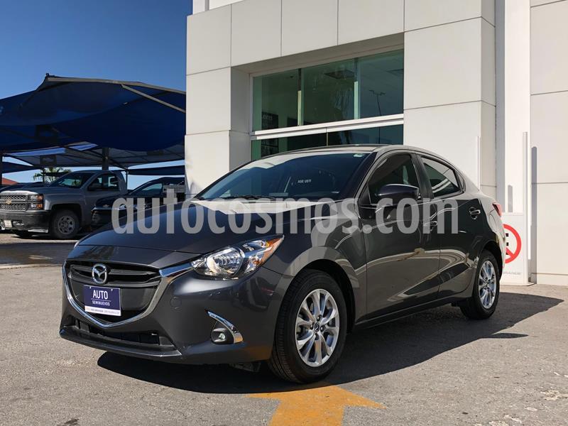 Mazda 2 i Grand Touring Aut usado (2019) color Gris precio $250,000