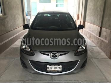 foto Mazda 2 Sport  usado (2012) color Gris precio $105,000
