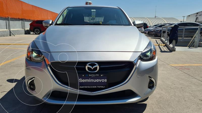 Foto Mazda 2 i Grand Touring Aut usado (2018) color Gris Meteoro precio $249,000