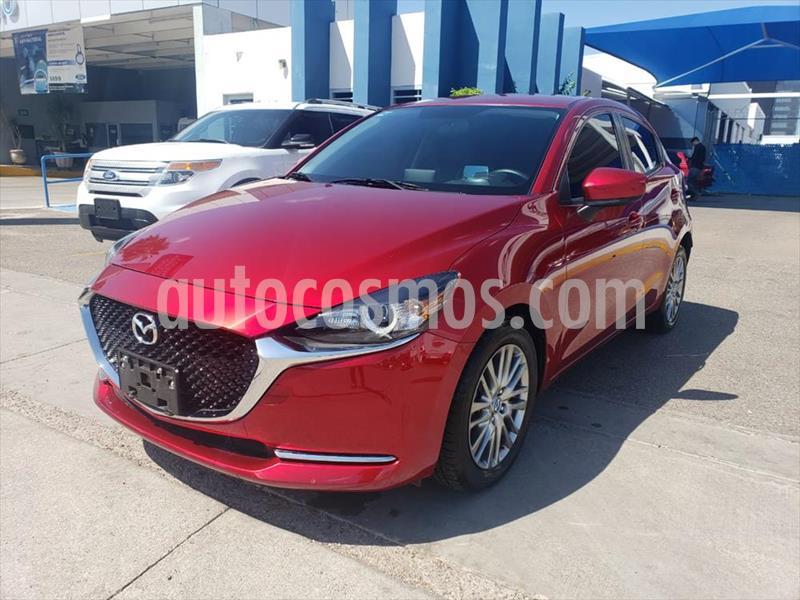 Mazda 2 i Grand Touring Aut usado (2019) color Rojo precio $275,000