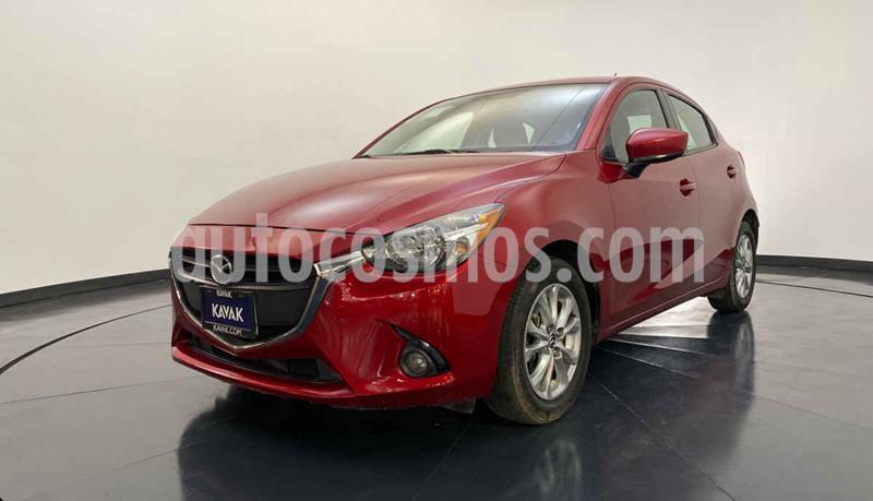 Mazda 2 i Touring usado (2016) color Rojo precio $189,999