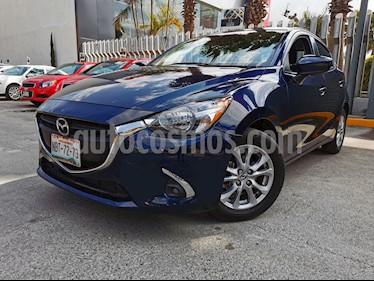 Mazda 2 i Touring usado (2018) color Azul Marino precio $210,000