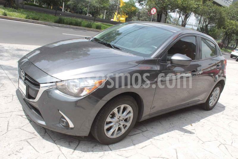 Mazda 2 i Grand Touring Aut usado (2018) color Gris precio $208,000