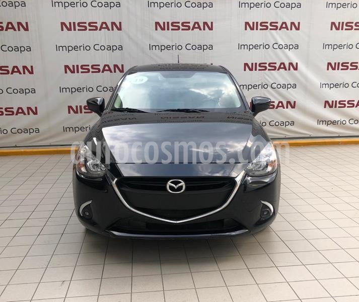 Mazda 2 i Touring usado (2019) color Negro precio $245,000