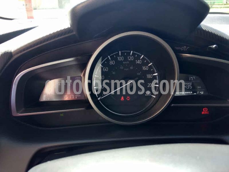 Mazda 2 i Touring usado (2019) color Rojo precio $237,000