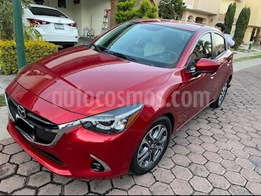 Mazda 2 i Grand Touring Aut usado (2018) color Rojo precio $235,000