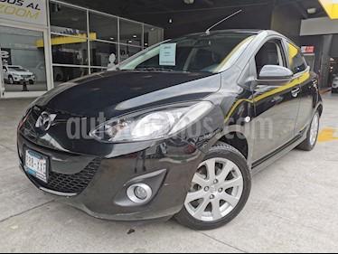 Mazda 2 Touring usado (2012) color Negro precio $125,000