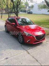 Mazda 2 i Grand Touring Aut usado (2018) color Rojo precio $198,000
