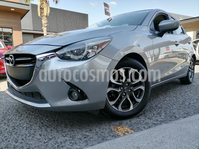 Foto Mazda 2 i Grand Touring Aut usado (2016) color Aluminio precio $184,000