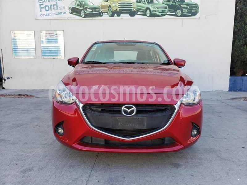 Mazda 2 i Touring Aut usado (2016) color Rojo precio $180,000