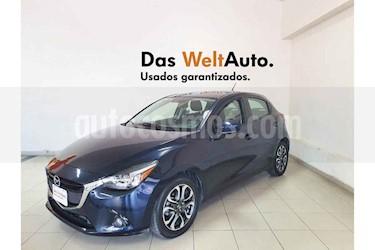 Mazda 2 5p i Grand Touring L4/1.5 Aut usado (2017) color Azul precio $219,995