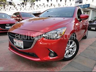 Mazda 2 i Touring usado (2016) color Rojo precio $175,000