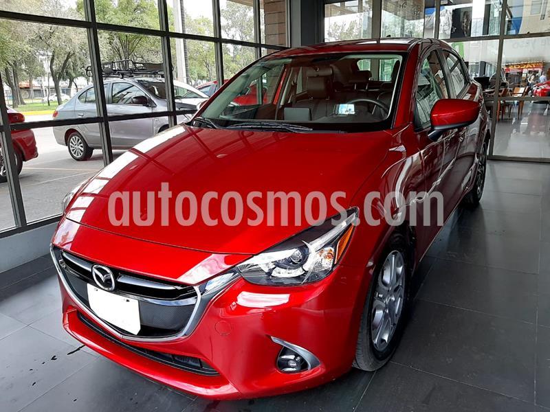 Mazda 2 i Grand Touring Aut usado (2019) color Rojo precio $255,000
