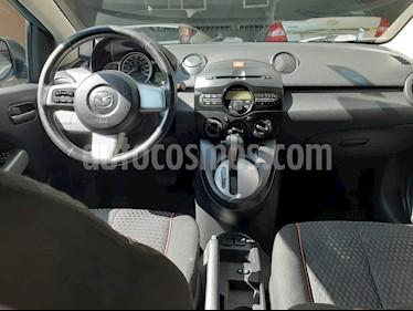 Mazda 2 i Touring Aut usado (2013) color Azul precio $117,000