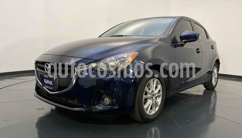 Mazda 2 i Touring usado (2016) color Azul precio $192,999