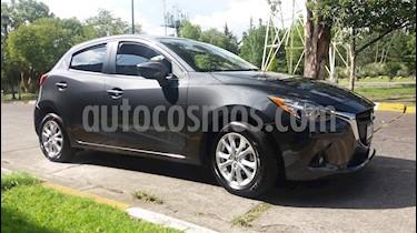 Mazda 2 i Touring usado (2017) color Gris Meteoro precio $210,000