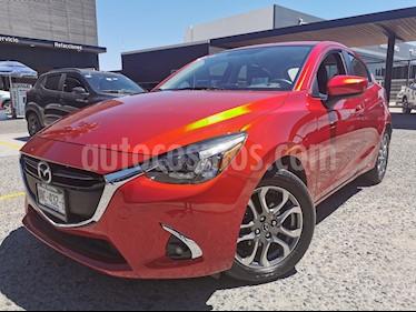Mazda 2 i Grand Touring Aut usado (2019) color Rojo precio $270,000