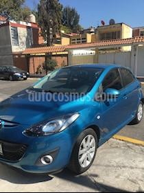 Mazda 2 i Touring Aut usado (2012) color Azul precio $100,000