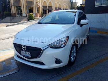 Mazda 2 5p i Touring L4/1.5 Aut usado (2018) color Blanco precio $217,000