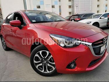 Mazda 2 5p i Grand Touring L4/1.5 Aut usado (2016) color Rojo precio $185,000