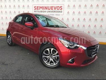Mazda 2 i Touring Aut usado (2018) color Rojo precio $240,000