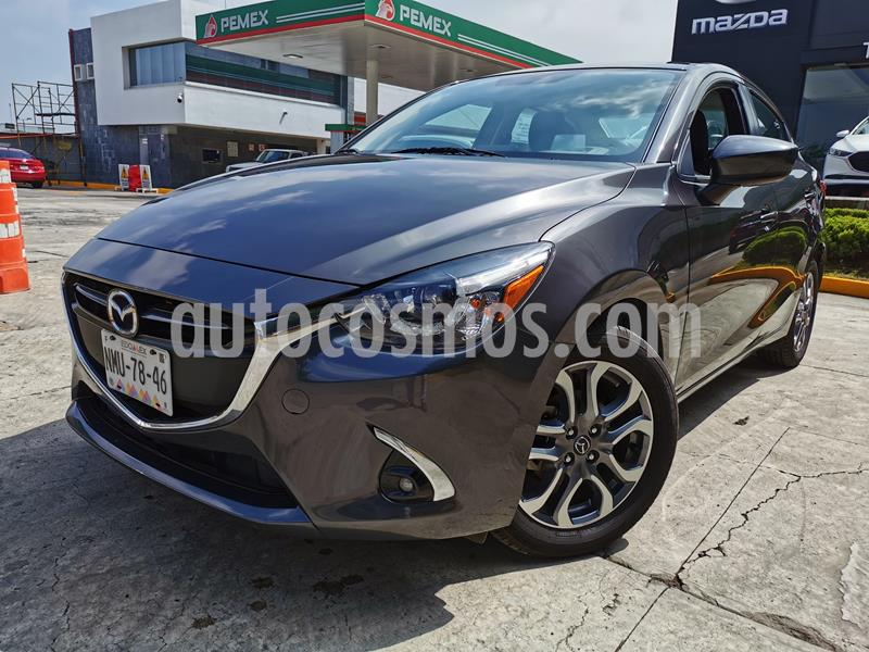 Foto Mazda 2 i Grand Touring Aut usado (2019) color Gris Meteoro precio $275,000