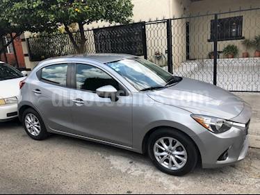 Mazda 2 i Touring Aut usado (2016) color Plata precio $170,000