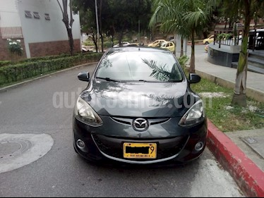 Mazda 2 Sport 1.5L usado (2012) color Gris Metropolitano precio $25.000.000