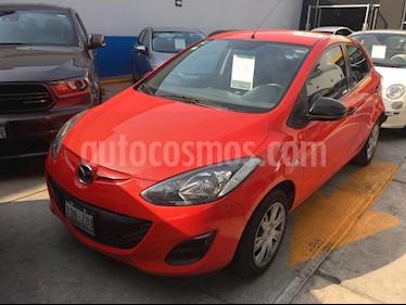 Foto venta Auto usado Mazda 2 Sport Aut (2013) color Rojo precio $150,000