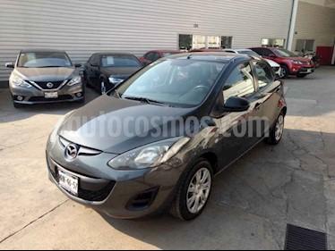Foto venta Auto usado Mazda 2 Sport (2014) color Gris precio $145,000