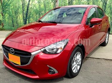 Mazda 2 Touring Aut  usado (2019) color Rojo precio $48.500.000