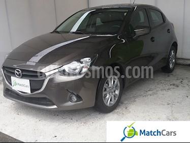 Foto venta Carro usado Mazda 2 Touring (2016) color Gris Titanio precio $43.990.000