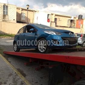 Mazda 2 Touring usado (2012) color Azul precio $68,500