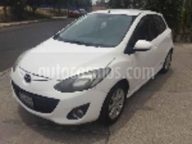 Foto venta Auto usado Mazda 2 Touring (2013) color Blanco precio $127,000