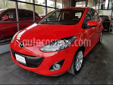 Foto venta Auto Seminuevo Mazda 2 Touring  (2013) color Rojo precio $118,000