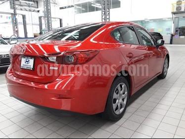 Foto Mazda 3 Hatchback 4p Sedan i L4/2.0 Aut usado (2015) color Rojo precio $195,000