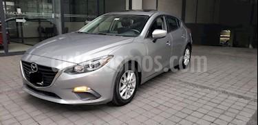 Foto venta Auto usado Mazda 3 Hatchback 5p Hatchback i Touring L4/2.0 Man (2015) color Gris precio $210,000
