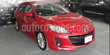Foto venta Auto usado Mazda 3 Hatchback 5p Hatchback s L4/2.5 Aut (2013) color Rojo precio $159,000