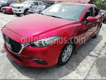 Foto venta Auto usado Mazda 3 Hatchback i Grand Touring Aut (2017) color Rojo precio $240,000