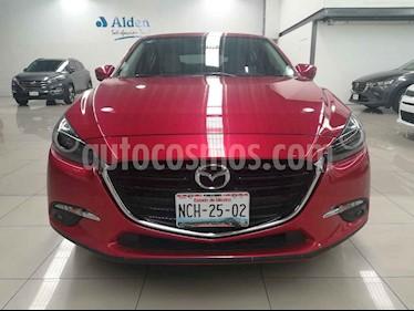 Foto Mazda 3 Hatchback i Grand Touring Aut usado (2018) color Rojo precio $309,000