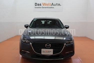 Foto venta Auto usado Mazda 3 Hatchback i Grand Touring Aut (2017) color Gris Titanio precio $245,000
