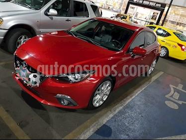 Mazda 3 Hatchback i Grand Touring Aut usado (2014) color Rojo precio $197,000